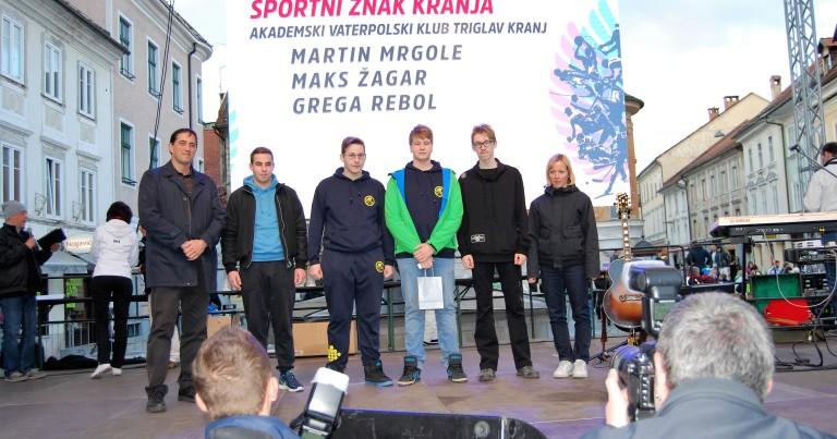 Podelitev športnih nagrad Kranja