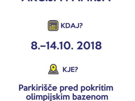 Zbiralna akcija papirja (8.-14. 10.)