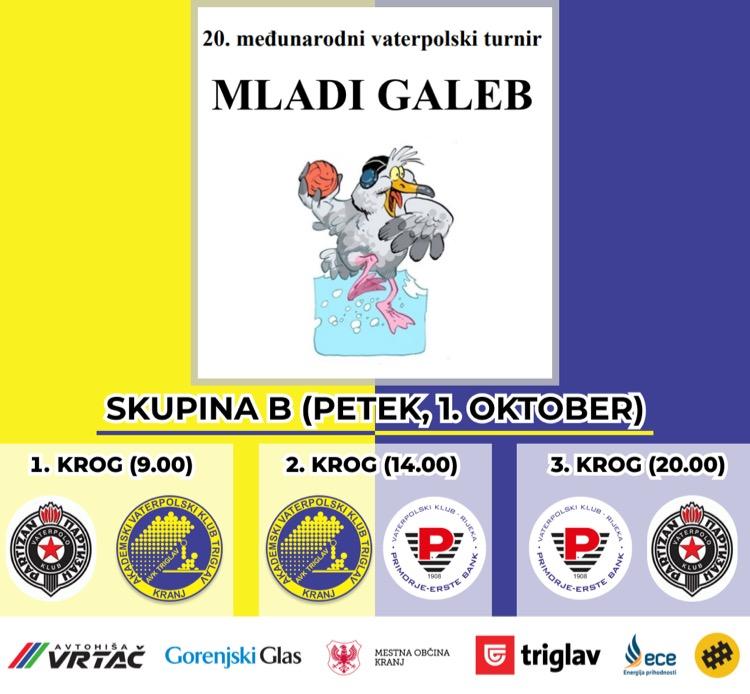 Mladi upi na turnir v Makarsko