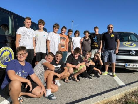 Mladi upi nastopali v Makarski